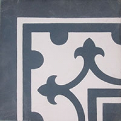 Cement Tile Corner PLUS C
